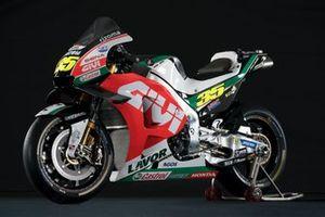 Team LCR Honda bike