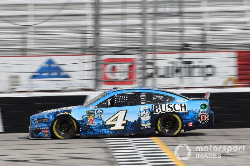 18. Kevin Harvick, Stewart-Haas Racing, Ford Mustang Busch Beer