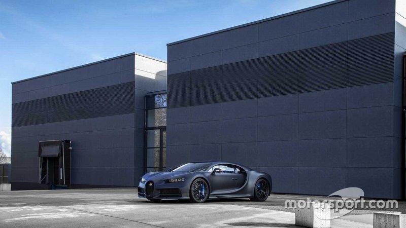 Bugatti Chiron Sport спеціальне видання до 110 років