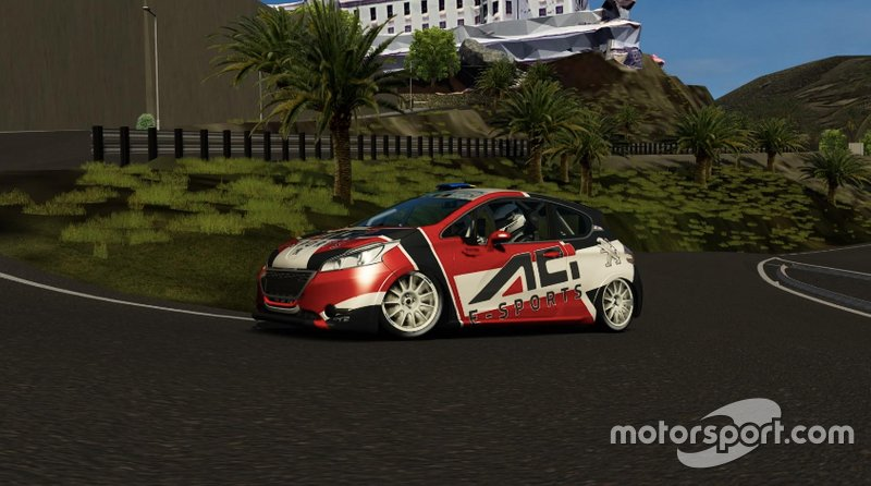 Rally Islas Canarias de simracing