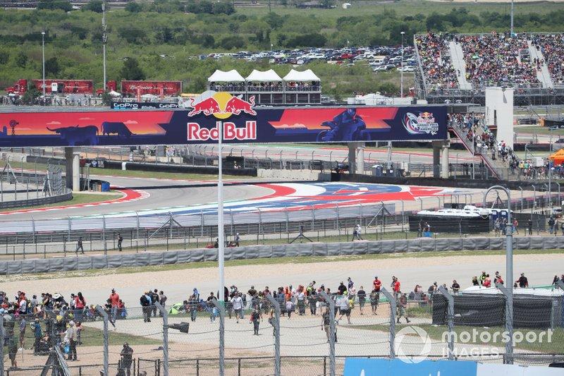 Circuito de las Américas - GP de Estados Unidos 2019: 120.545 espectadores (125.127 en 2018)