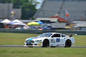 #80 TA2 Ford Mustang driven by Jordan Bupp of Bupp Motorsports