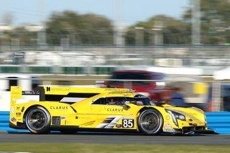 #85 JDC-Miller Motorsports Cadillac DPi: Misha Goikhberg, Tristan Vautier, Devlin DeFrancesco, Rubens Barrichello
