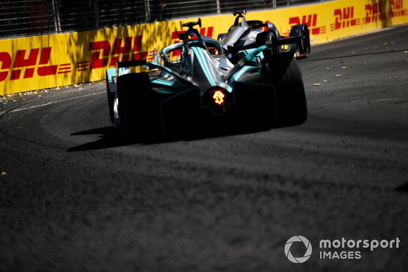 Mitch Evans, Jaguar Racing, Jaguar I-Type 3, Robin Frijns, Envision Virgin Racing, Audi e-tron FE05
