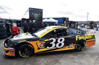 David Ragan, Front Row Motorsports, Ford Mustang FireAde