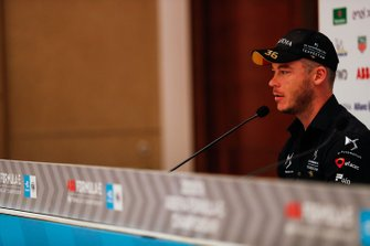Andre Lotterer, DS TECHEETAH, in the press conference