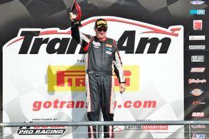 TA3 Masters winner Milton Grant