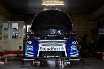 Garry Jacobson, Kelly Racing Nissan car