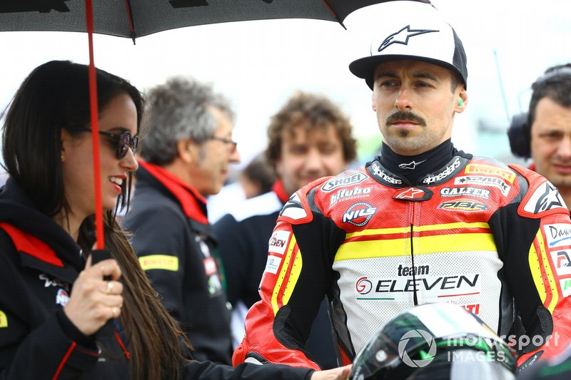 Eugene, Pippa Eugene Laverty, Team Go Eleven