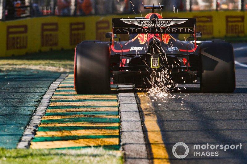 4 місце — Макс Ферстаппен, Red Bull