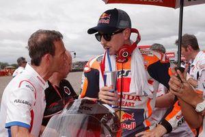 Хорхе Лоренсо и Альберто Пуч, Repsol Honda Team