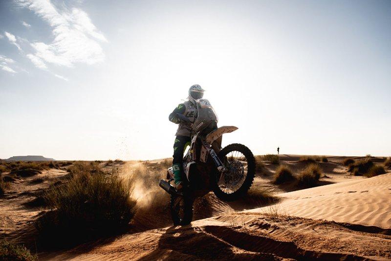 #23 KTM: Gilbert Kenneth
