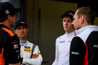 #912 Wright Motorsports Porsche 911 GT3 R: Matt Campbell, Dennis Olsen