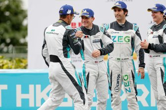 Bandar Alesayi, Saudi Racing congratulates Bryan Sellers, Rahal Letterman Lanigan Racing on victory on the podium
