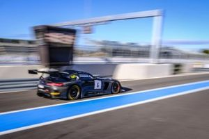 #6 Black Falcon DEU Mercedes AMG GT3, Pitlane