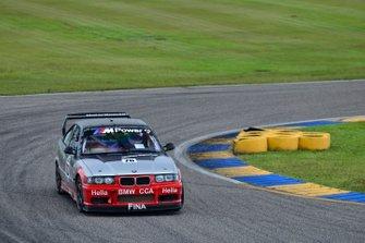 #70 MP3A BMW M3 driven by William Corredor & Carlos Corredor of Bucket List Racing