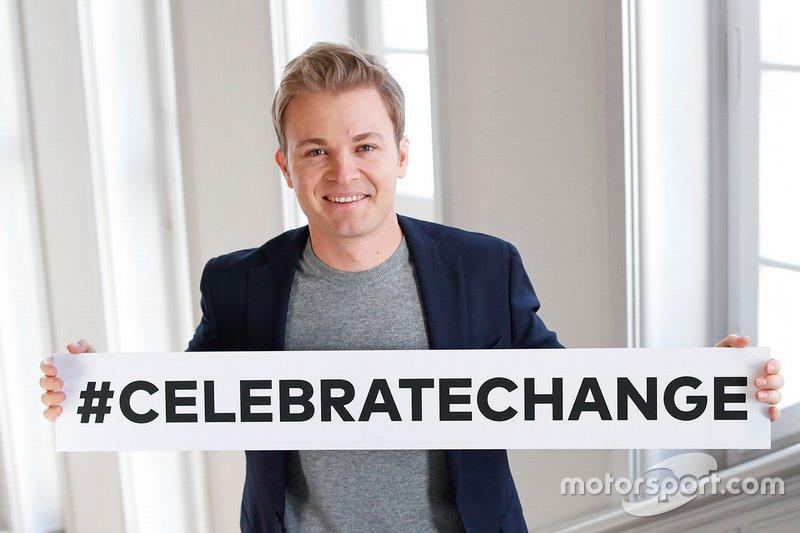 Nico Rosberg, durfinvesteerder