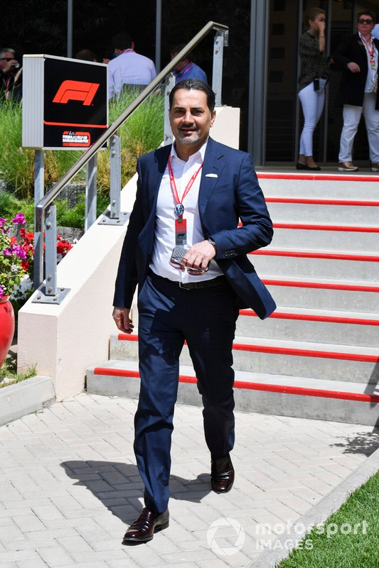 Arif Rahimi, Chairman, Bahrain International Circuit