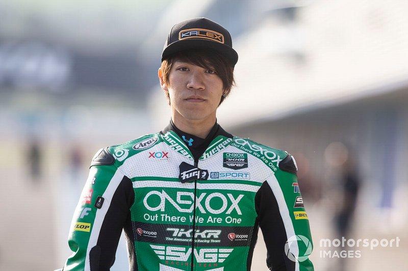 Tetsuta Nagashima, ONEXOX TKKR SAG Team