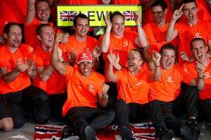 Lewis Hamilton, Heikki Kovalainen, McLaren