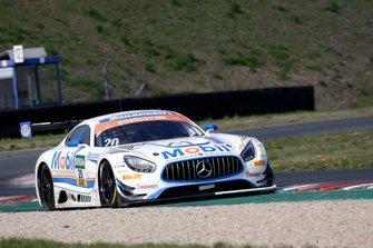 #20 Team Zakspeed BKK Mobil Oil Racing Mercedes-AMG GT3: Kelvin Snoeks