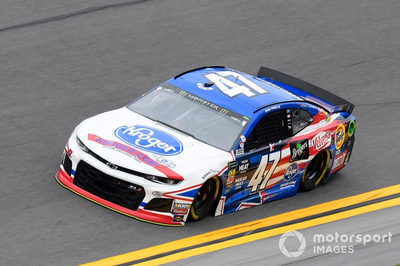 #47: Ryan Preece, JTG Daugherty Racing, Chevrolet Camaro