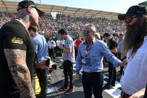 Mick Doohan, Former Heavyweight Boxing Champion Lucas Browne