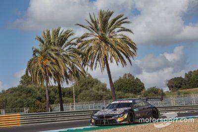 Jerez maart test