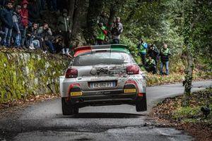 Luca Rossetti, Eleonora Mori, Citroen C3 R5, FPF Sport
