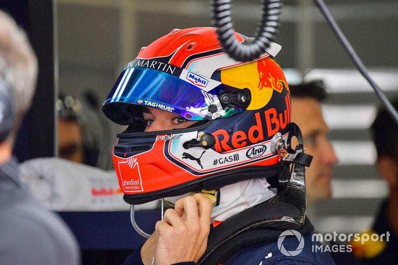 6. П'єр Гаслі, Red Bull — 13