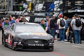 Ryan Newman, Roush Fenway Racing, Ford Mustang Roush Performance