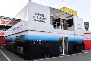 Williams Racing-vrachtwagens