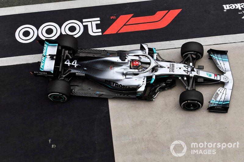 Xangai - Lewis Hamilton - 6 vitórias