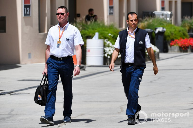 Personal de la F1