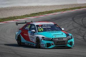 Жан-Карл Вернэ, Leopard Racing Team Audi Sport Audi RS 3 LMS