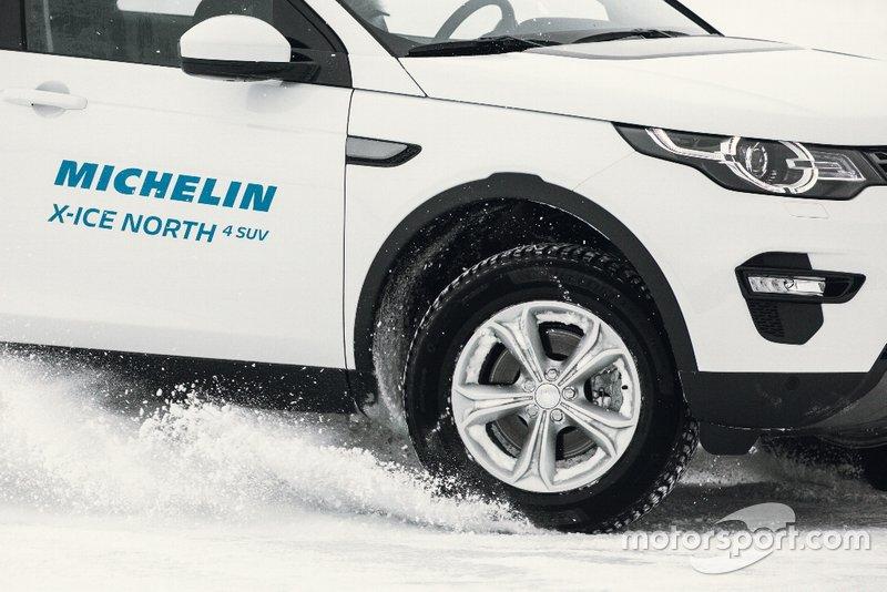 Michelin X-IceNorth 4 SUV