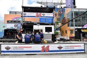 Boxenplatz: Chase Briscoe, Stewart-Haas Racing