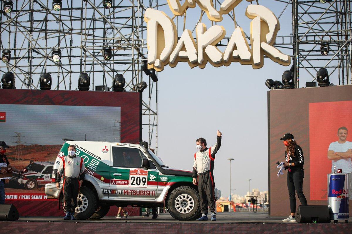 #209 Doria Racing Mitsubishi: Juan Donatiu, Tba