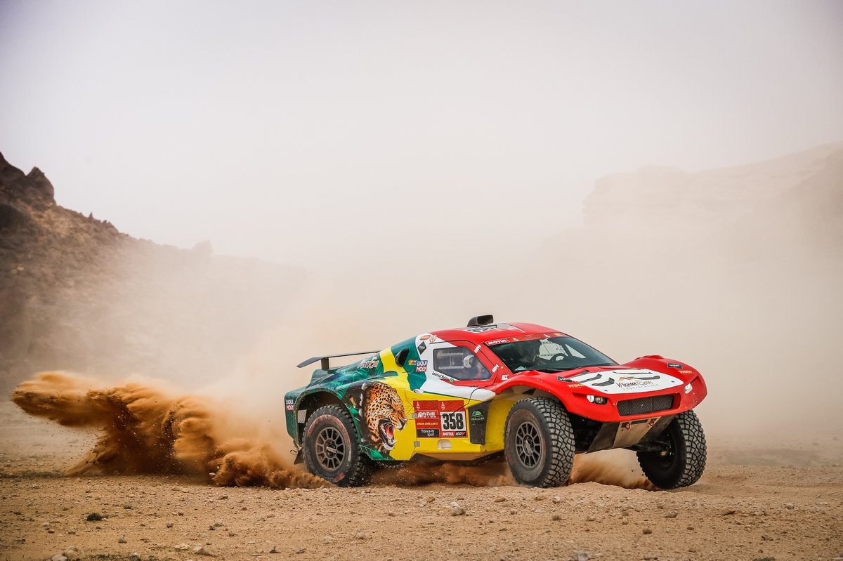 #358 Century Racing: Marcelo Tiglia Gastaldi, Lourival Roldan