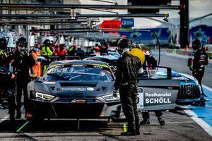 #55 Attempto Racing Audi R8 LMS GT3: Alex Aka, Nicolas Schöll, Finlay Hutchison