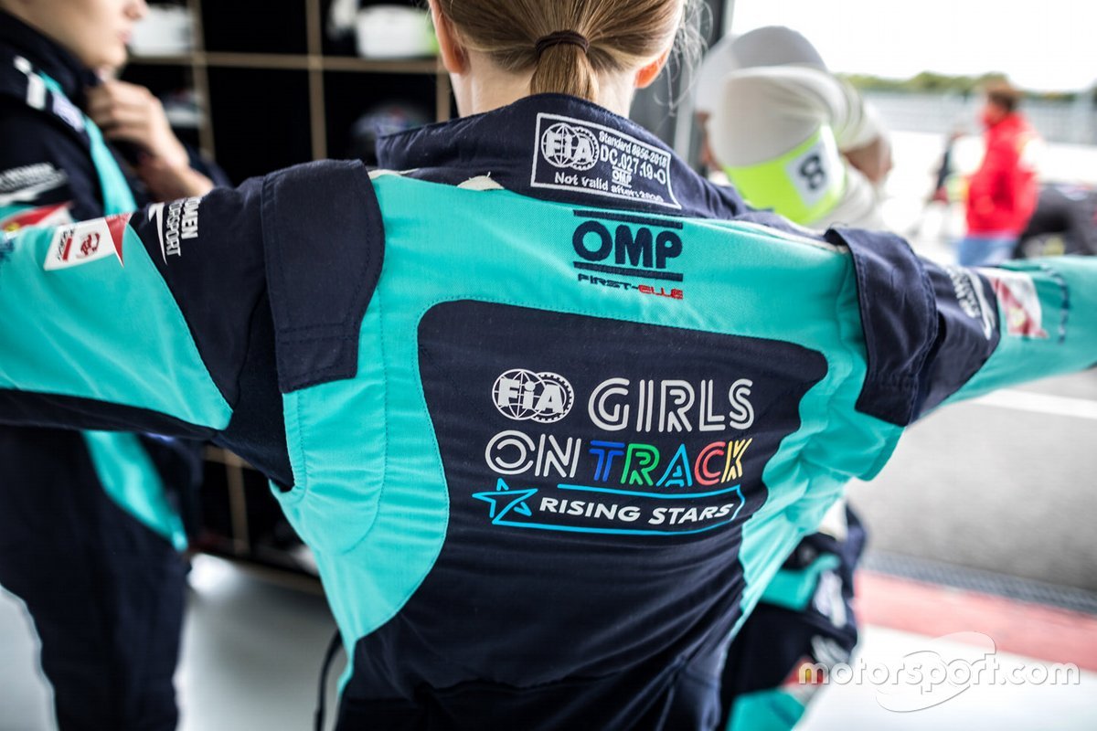 FIA Girls on Track Rising Stars