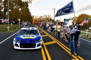Chase Elliott, Hendrick Motorsports, Chevrolet Camaro returns home to Dawsonville