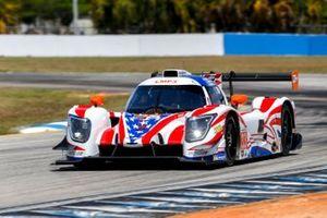 #33 Sean Creech Motorsport Ligier JS P320, LMP3: Lance Willsey, Joao Barbosa, Yann Clairay