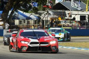 #25: BMW Team RLL BMW M8 GTE, GTLM: Connor De Phillippi, Philipp Eng, Bruno Spengler