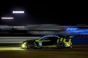 #12 VasserSullivan Lexus RC F GT3, GTD: Frankie Montecalvo, Robert Megennis, Zach Veach