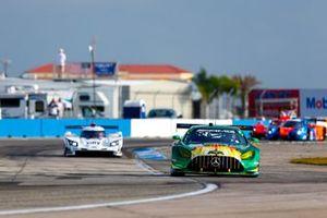 #75 Sun Energy 1 Mercedes-AMG GT3, GTD: Kenny Habul, Maro Engel, Mikael Grenier