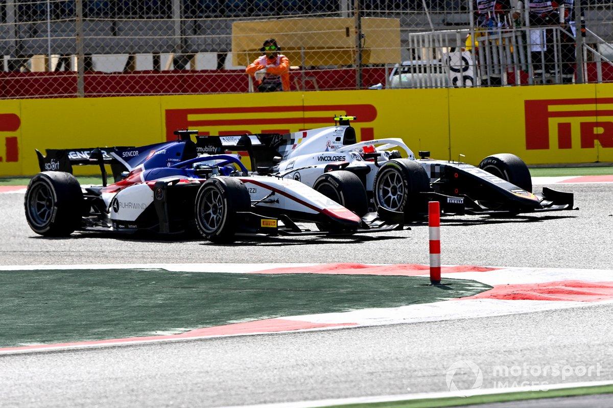 David Beckmann, Charouz Racing System y Ralph Boschung, Campos Racing