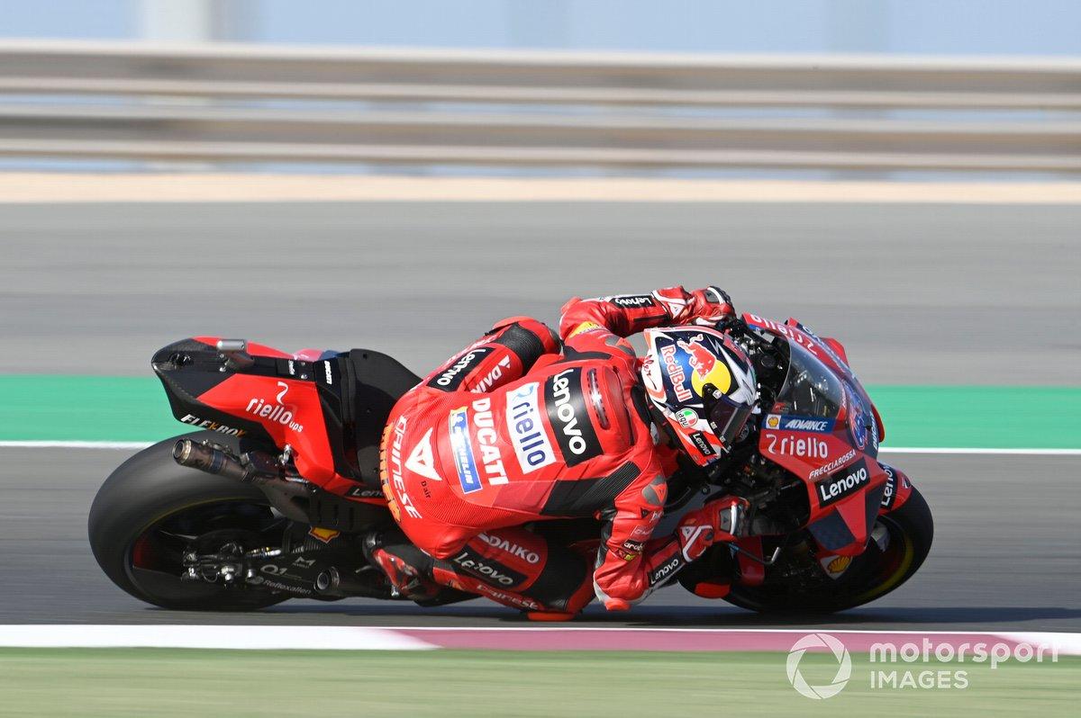 Jack Miller, Ducati Team, Qatar