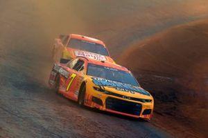 Corey LaJoie, Spire Motorsports, Chevrolet Camaro NASCAR Trucks at Knoxville