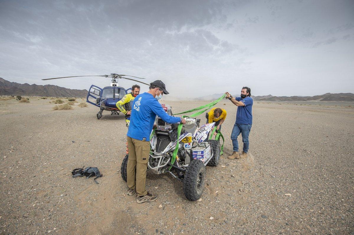 Castera David, Director del Rally Dakar